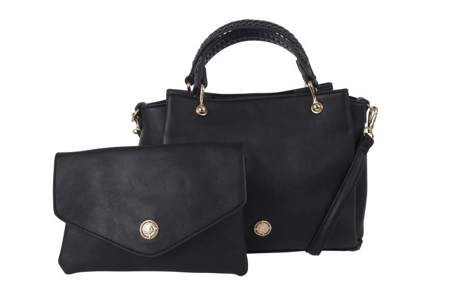 ULRIKA DESIGN väska svart